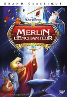 Merlin l'Enchanteur (DVD)  - Wolfgang Reitherman