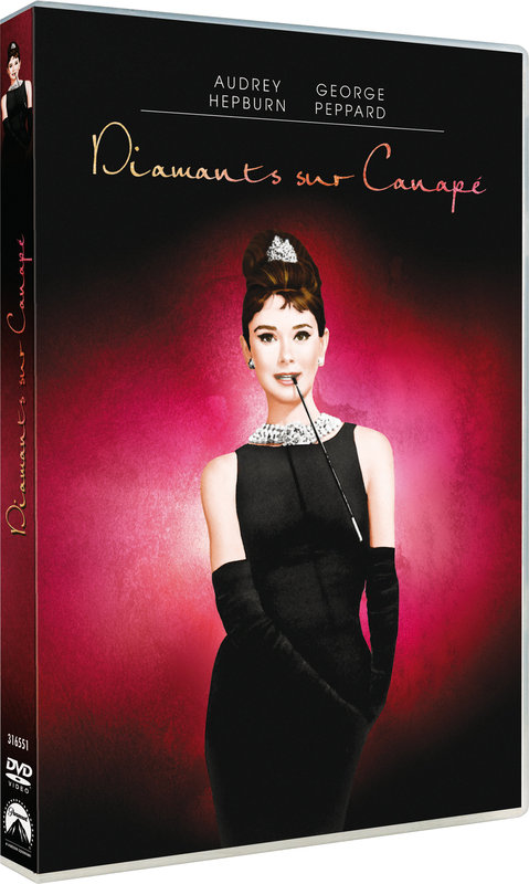 Vente DVD :                                    Diamants sur canapé - Blake Edwards