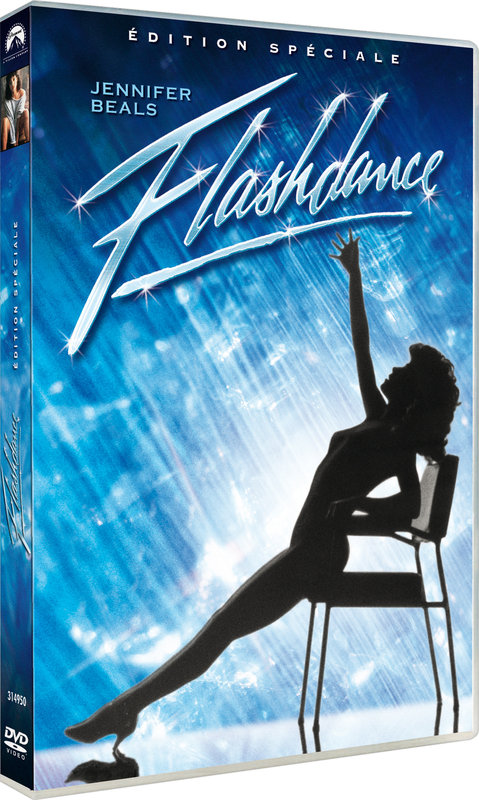 Vente DVD :                                    Flashdance - Adrian Lyne