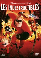 Les Indestructibles (DVD)  - Brad Bird