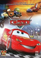 Cars (DVD)  - John Lasseter - Joe Ranft