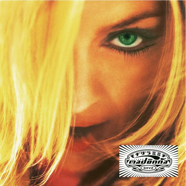 Vente CD :                                    Madonna : Greatest hits, vol. 2