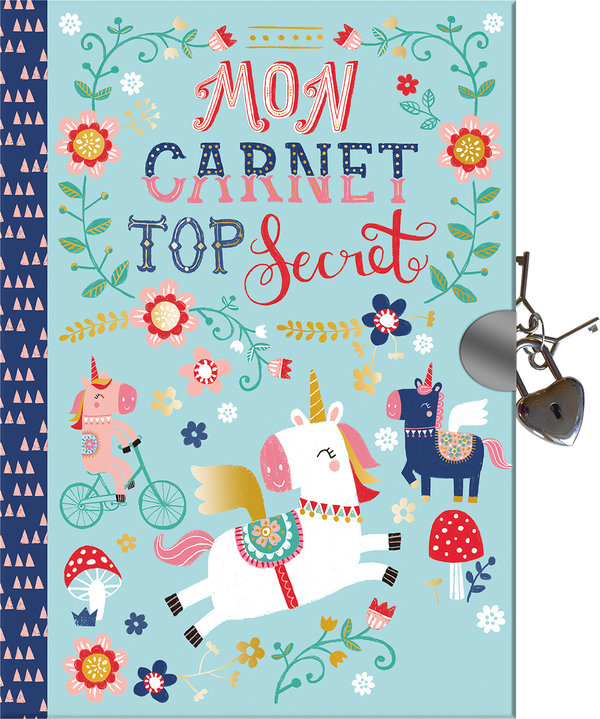 Mon carnet top secret