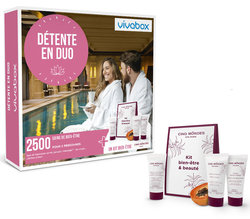 Coffret Vivabox - Détente en duo