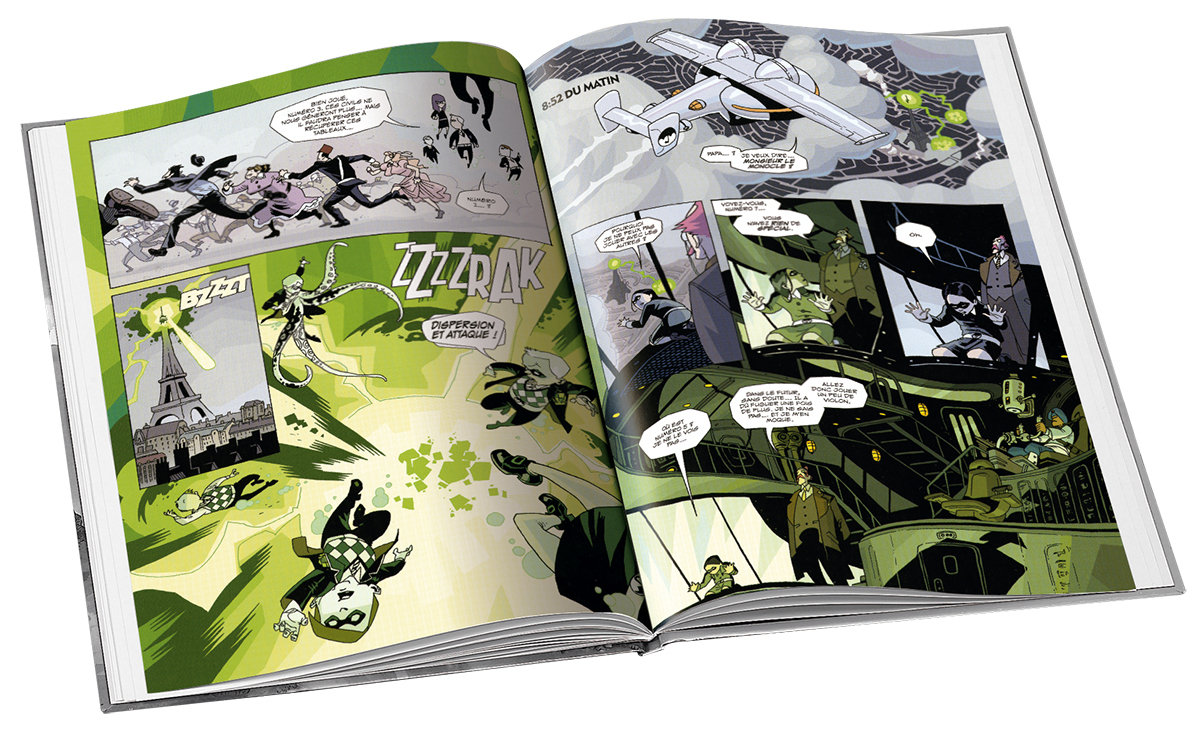 Umbrella Academy - Tome 1 : La Suite apocalyptique