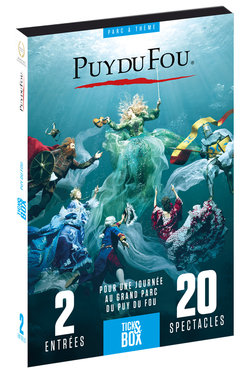Coffret Tick&Box - Puy Du Fou