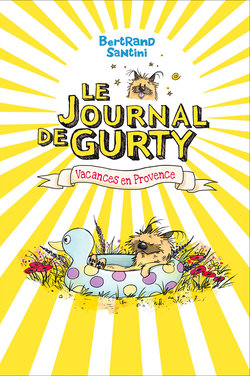 Le Journal de Gurty  - Bertrand Santini