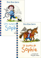 Le Poney de Sophie - Une surprise pour Sophie  - Dick King-Smith - Hannah Shaw