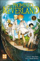 The Promised Neverland - Tome 1  - Kaiu Shirai - Posuka Demizu