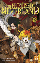 The Promised Neverland - Tome 16  - Kaiu Shirai - Posuka Demizu