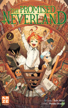 The Promised Neverland - Tome 2  - Kaiu Shirai - Posuka Demizu