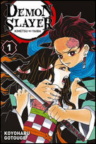 Demon Slayer - Tome 1  - Koyoharu Gotouge