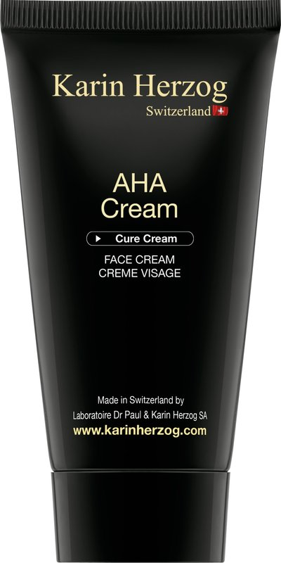 Vente Beauté :                                    AHA Cream, 50 ml                                                                         - Karin Herzog