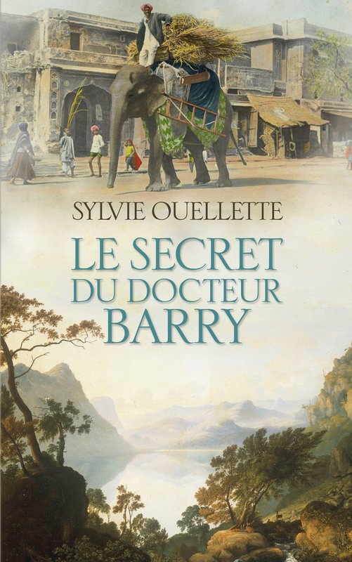 Vente E-Book :                                    Le secret du docteur Barry (eBook)                                      - Sylvie Ouellette