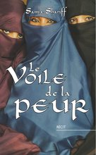 Le voile de la peur (eBook)  - Samia Shariff