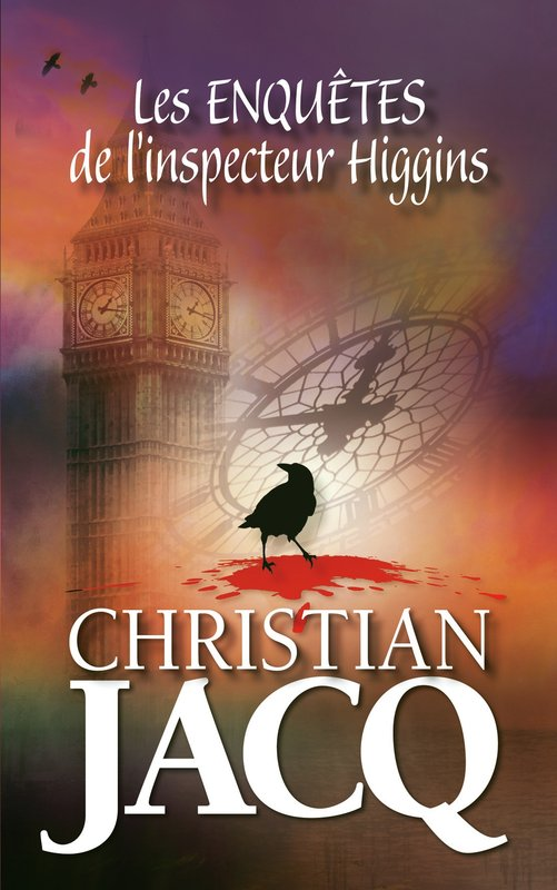 Vente E-Book :                                    Les enquêtes de l'inspecteur Higgins, vol. 1 (eBook)                                      - Christian Jacq