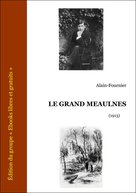 Le Grand Meaulnes (eBook)  - Alain-Fournier