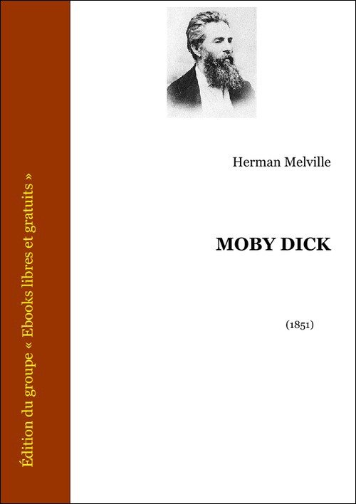 Vente E-Book :                                    Moby Dick (eBook)                                      - Herman Melville