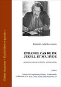 Étrange cas de Dr Jekyll et Mr Hyde (eBook)