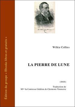 La Pierre de Lune (eBook)  - W. Wilkie Collins (1824-1889)