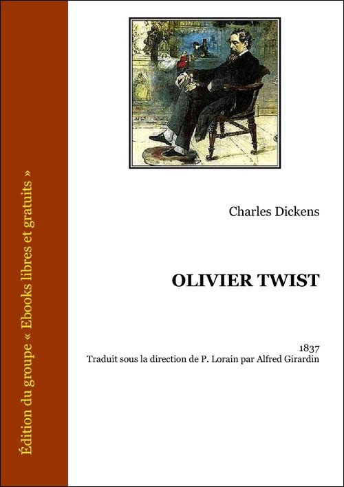 Vente E-Book :                                    Oliver Twist (eBook)                                      - Charles Dickens (1812-1870)