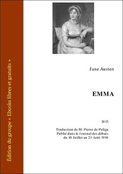 Emma (eBook)  - Jane Austen (1775-1817)