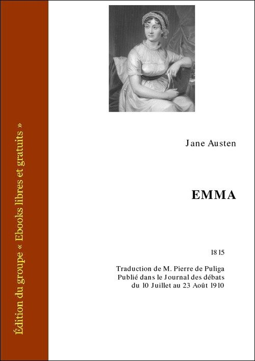 Vente E-Book :                                    Emma (eBook)                                      - Jane Austen (1775-1817)