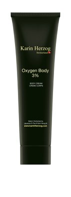 Oxygen Body 3%, 150 ml  - Karin Herzog