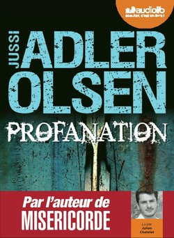 Profanation (audio)  - Jussi Adler-Olsen