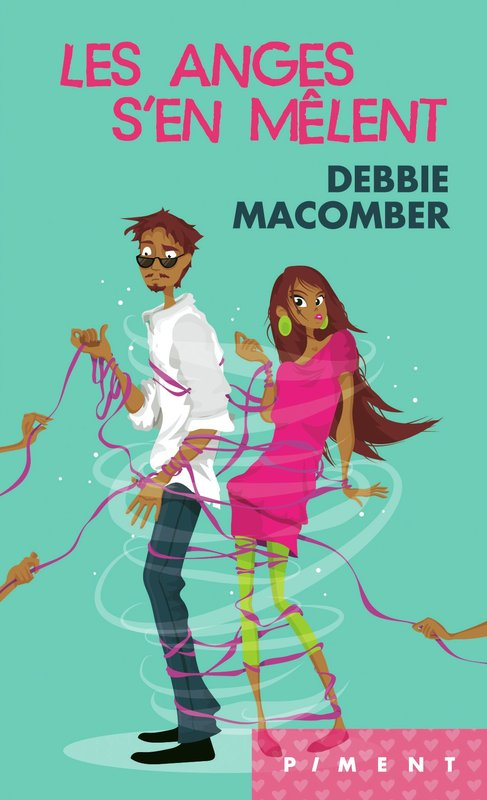Vente E-Book :                                    Les anges s'en mêlent (eBook) - Debbie Macomber