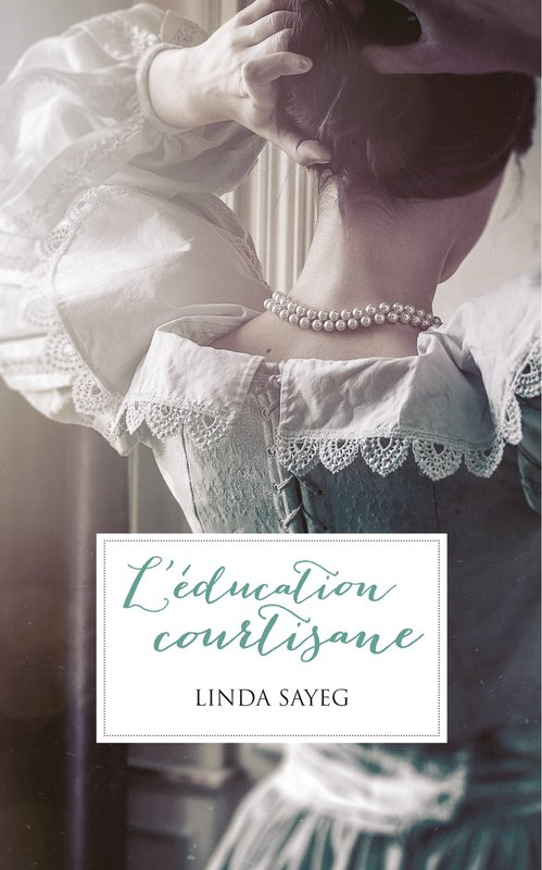 Vente E-Book :                                    L'éducation courtisane (eBook)                                      - Linda Sayeg