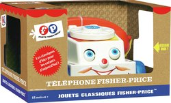Téléphone Fisher Price Vintage  - Fisher Price
