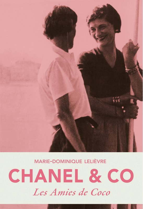 Vente Livre :                                    Chanel & Co                                      - Marie-Dominique Lelièvre