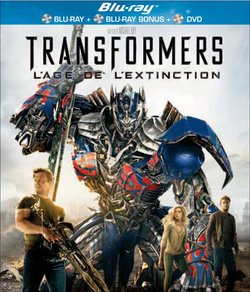 Transformers : L'âge de l'extinction (Blu-ray)  - Michael Bay