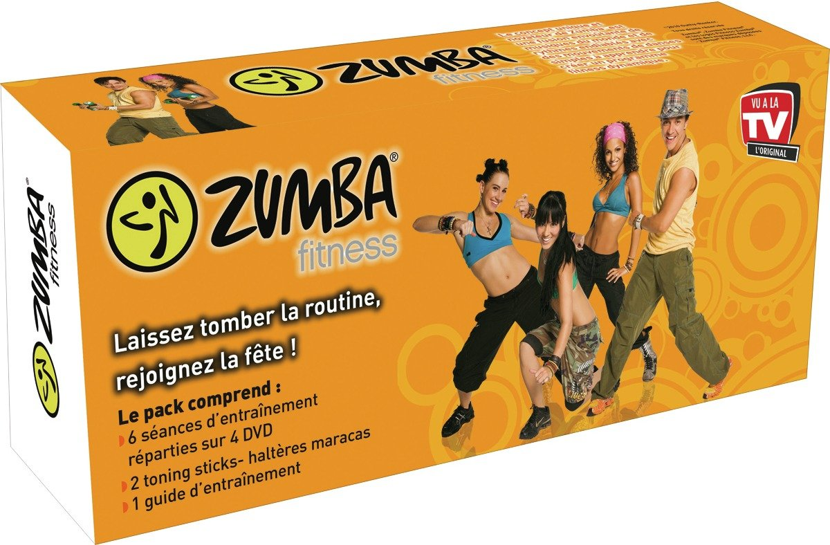 zumba fitness dvd dvd. Black Bedroom Furniture Sets. Home Design Ideas
