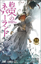 The Promised Neverland - Tome 18  - Kaiu Shirai - Posuka Demizu