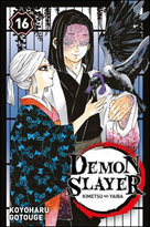 Demon Slayer - Tome 16  - Koyoharu Gotouge