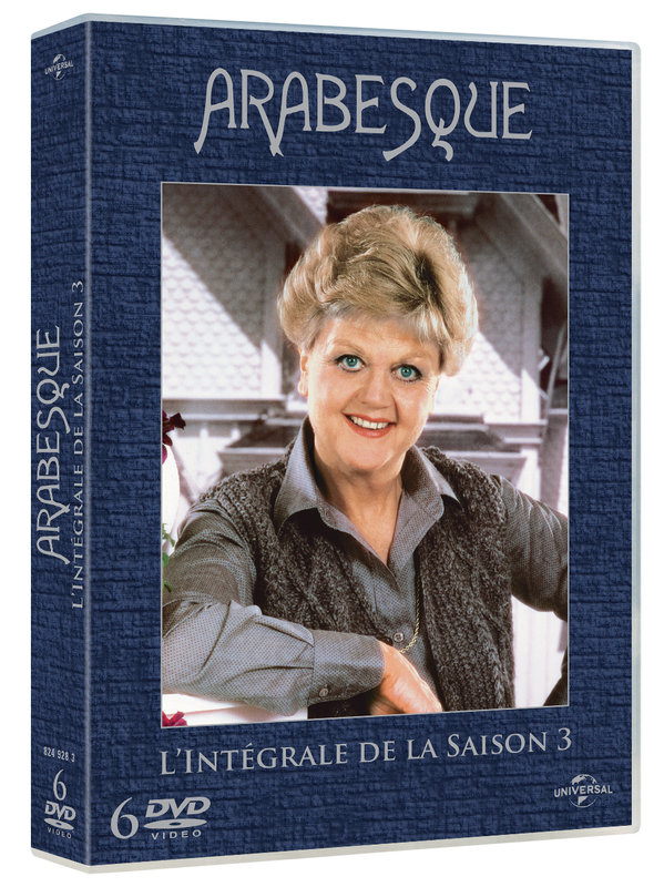 Vente DVD :                                    Arabesque