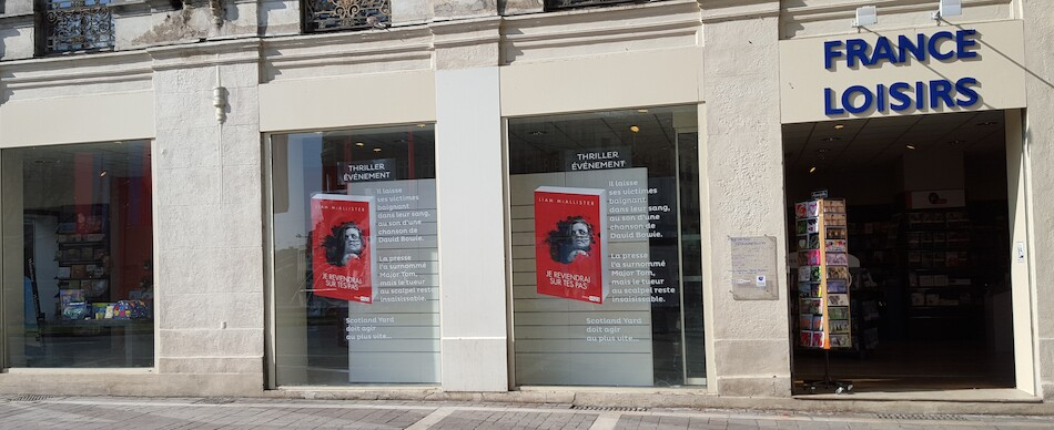 Boutique de BEZIERS