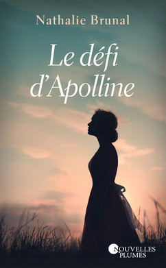 visuel : Le Défi d'Apolline - Ebook : Nathalie Brunal