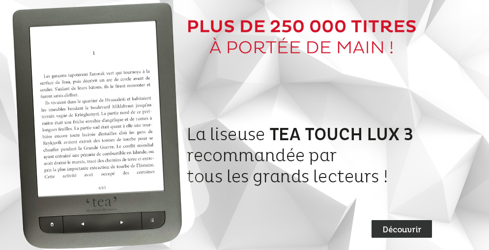 Liseuse Tea Touch