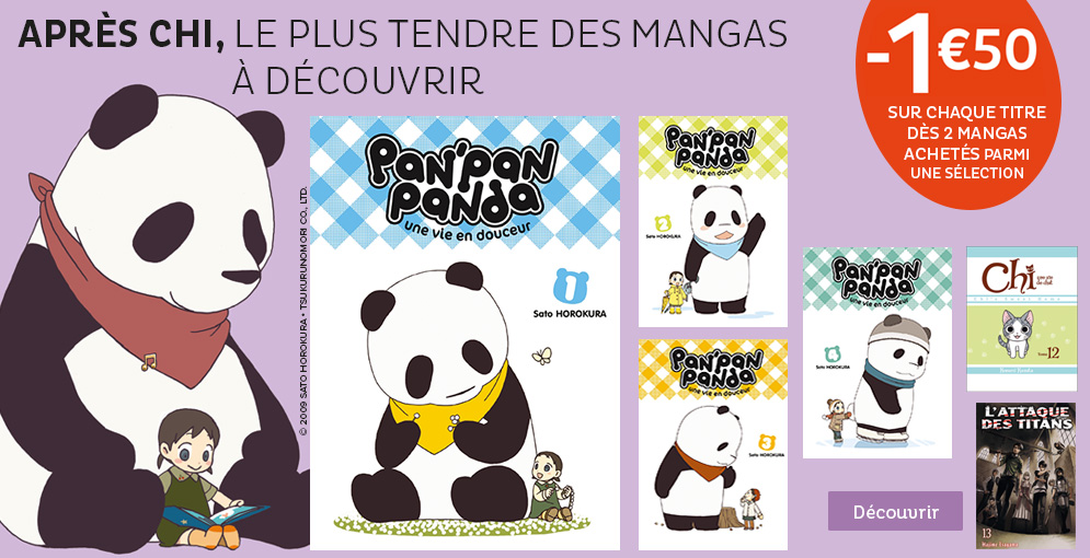 Offre mangas