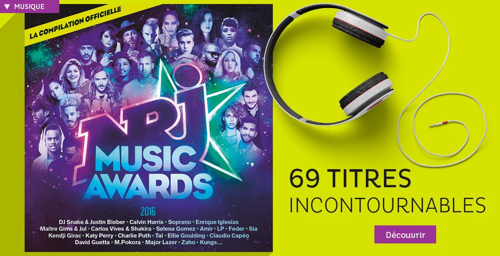 NRJ Music Award 2016