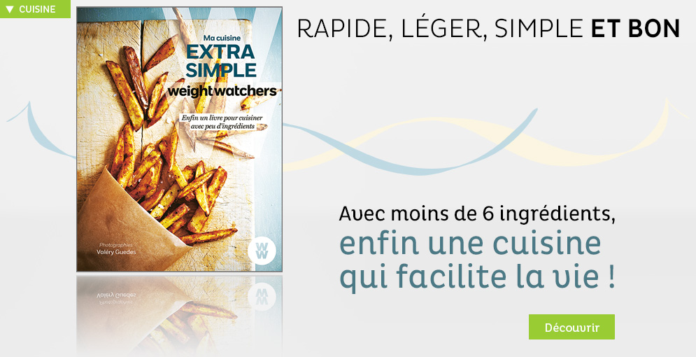 Ma cuisine extra simple Weight Watchers