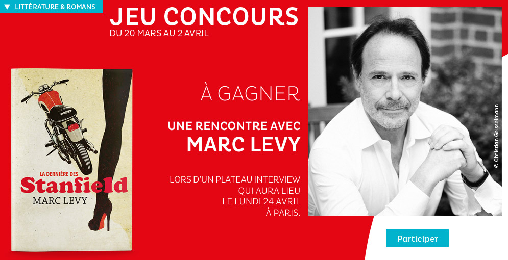 Concours Marc Levy