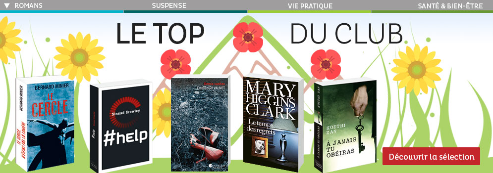 Top Du Club Suspense T0317