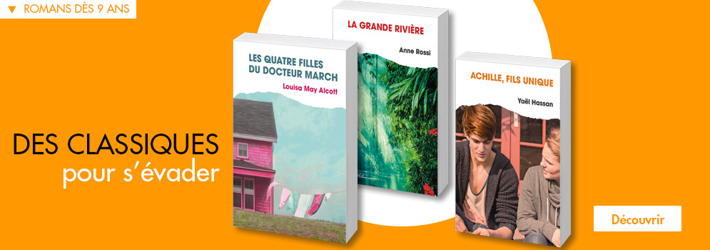 Livres ados et Young adults