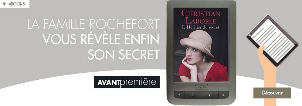 Héritier secret ebook
