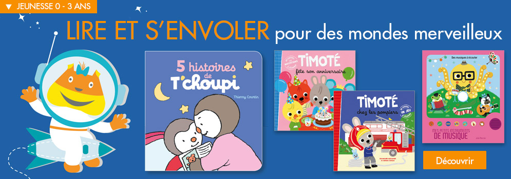 Lectures 0-3 ans