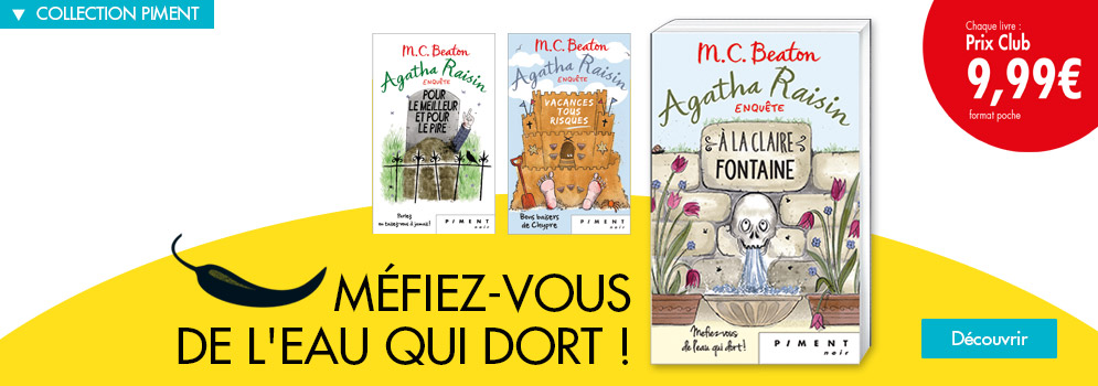 Agatha Raisin Tome 7